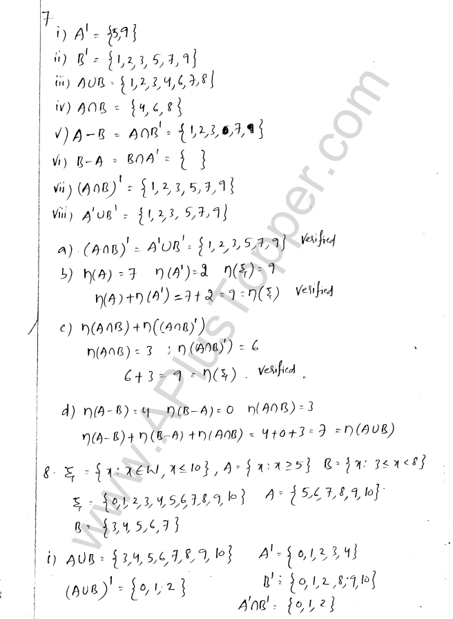 Ml aggarwal icse solutions for class 8 maths chapter 6 operation on ml aggarwal icse solutions for class 8 maths ccuart Image collections