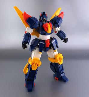 Lego Super Robot Dainander