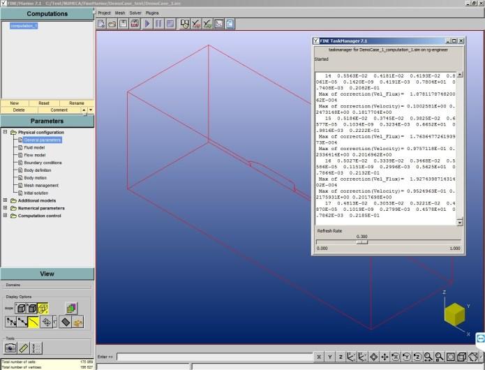 Working with NUMECA Fine-Marine 7.1 full