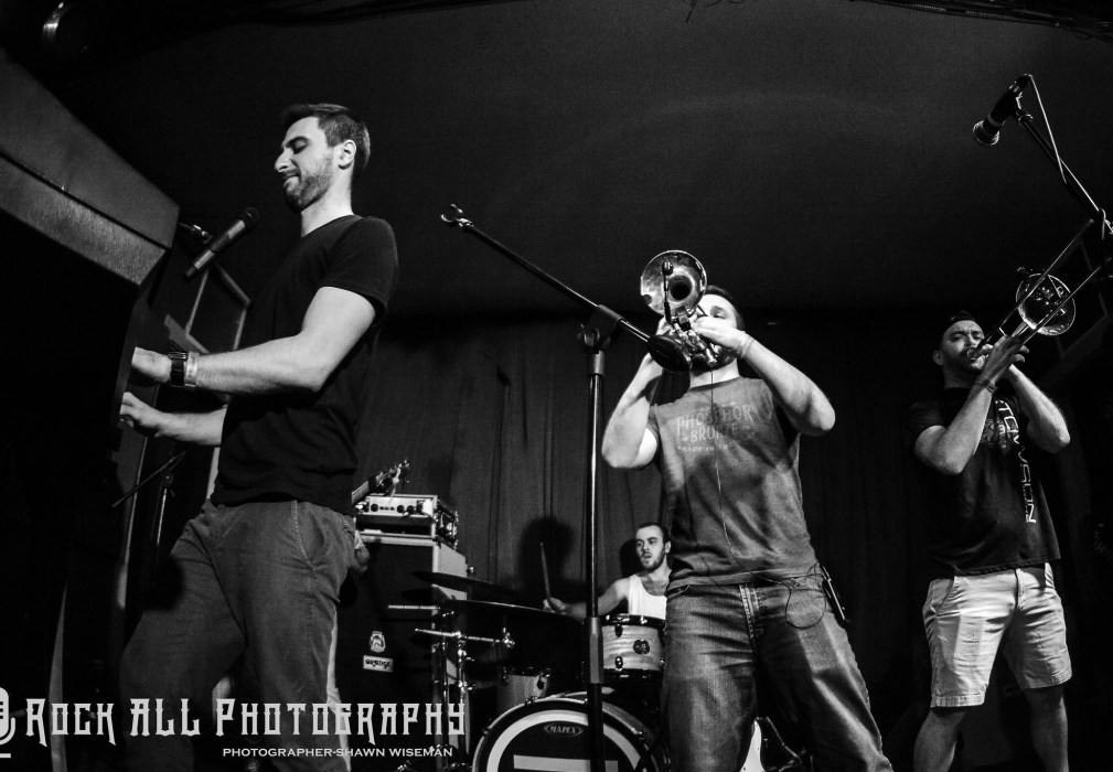 Stacked Like Pancakes - Southgate House Revival - Newport, KY