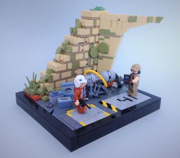 Yavin IV: Base of Operations