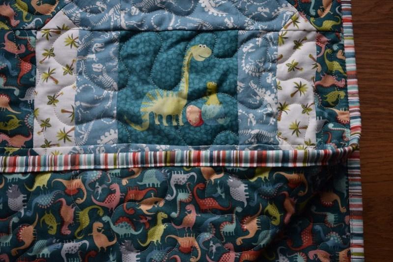 Octosaurus Rex (Quilt Now May18)
