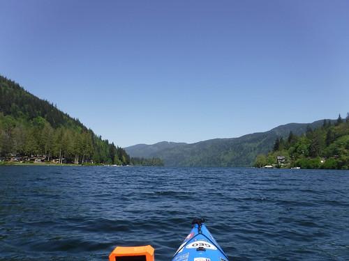 Lake Whatcom Paddling-2