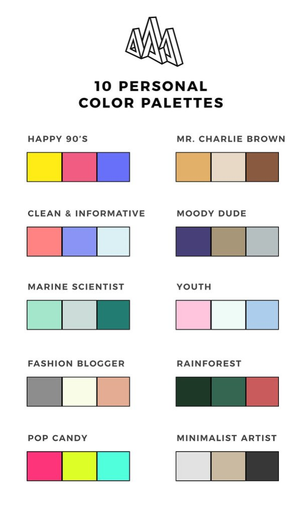 PERSONAL COLOR PALETTE