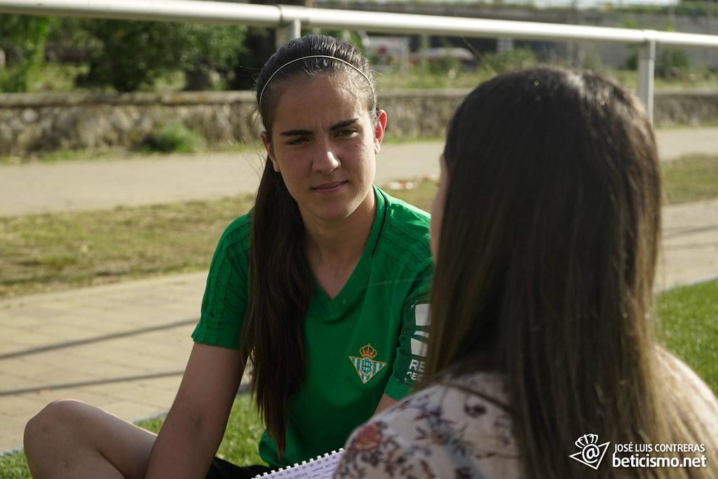 Entrevista Rocío Gálvez