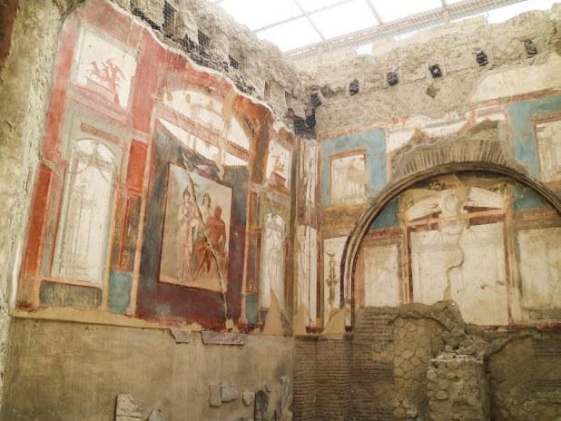 Excursion a Herculano