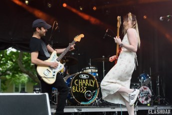 Charly Bliss @ Shaky Knees Music Festival, Atlanta GA 2018