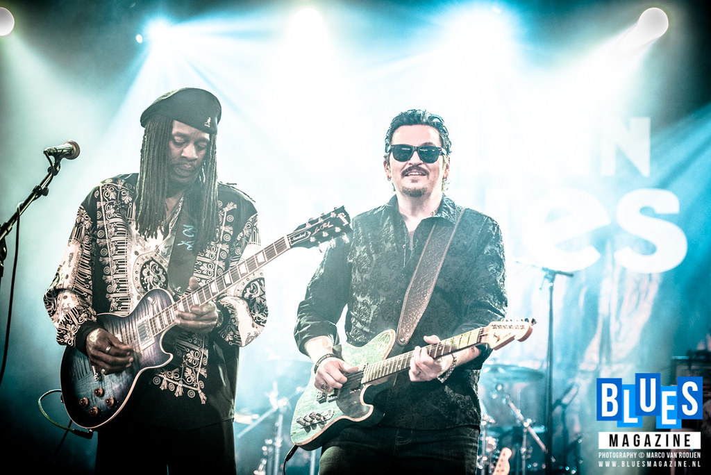Blues Caravan: Mike Zito, Bernard Allison & Vanja Sky @ Moulin Blues 2018