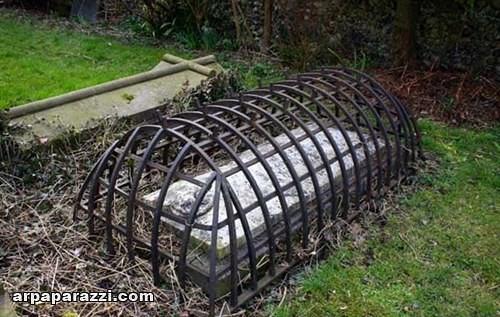 اغرب المقابر في العالم (9)
