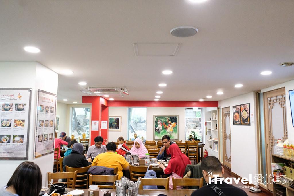 首爾美食餐廳 北村百年土種蔘雞湯 (15)