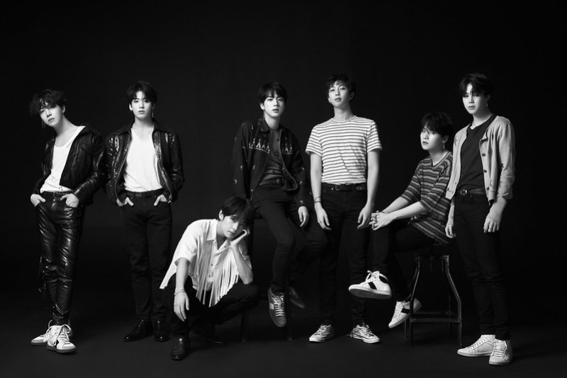 BTS (Official Photo)
