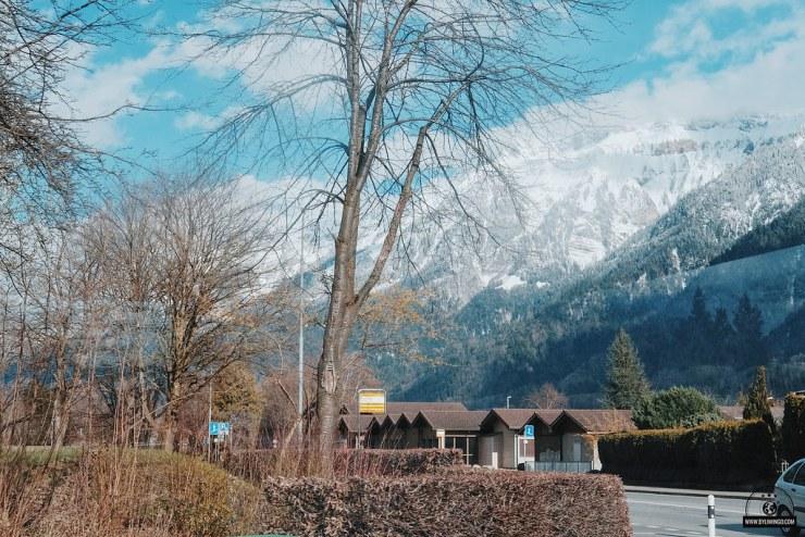 thành phố Interlaken