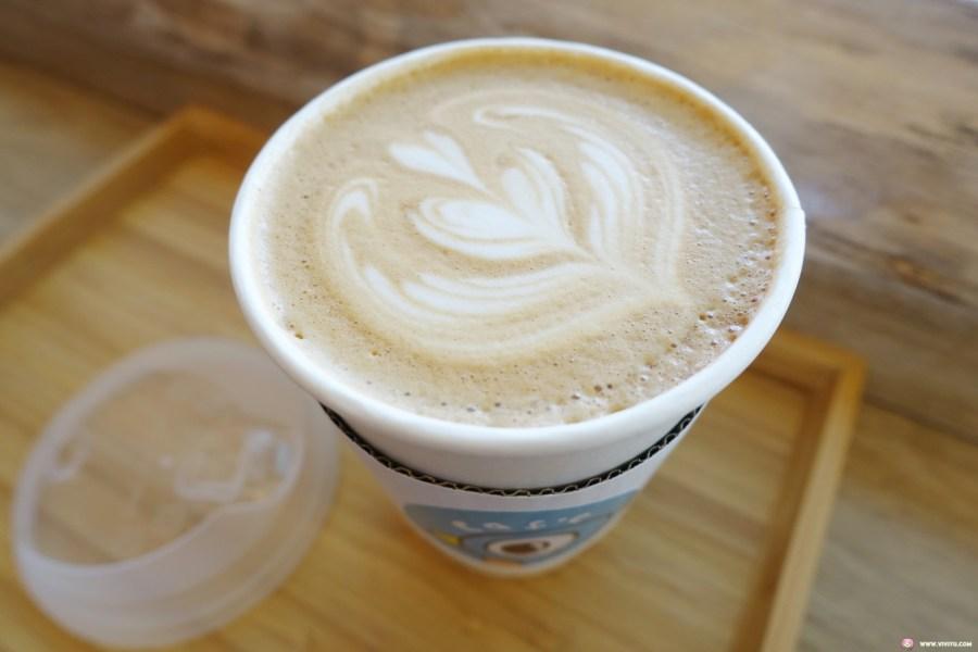 復興路,桃園咖啡,桃園咖啡館,桃園新開咖啡館,桃園美食,火山拿鐵,青鳥拿鐵,青鳥菲卡Café @VIVIYU小世界