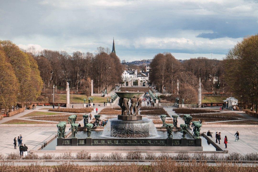 Parco di Vigeland