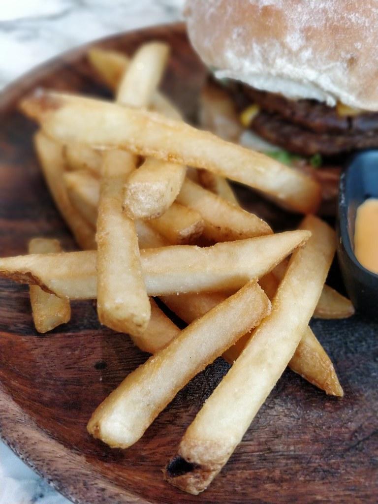 Corner Kitchen Cafe Sheung Wan Hong Kong French Fries
