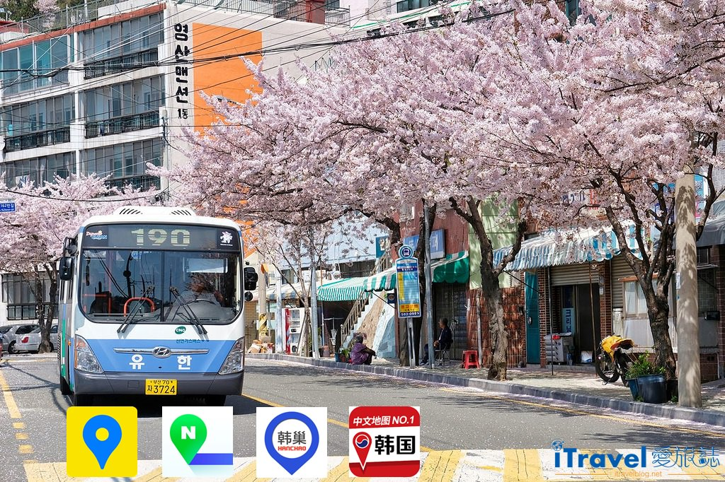 Korea map apps