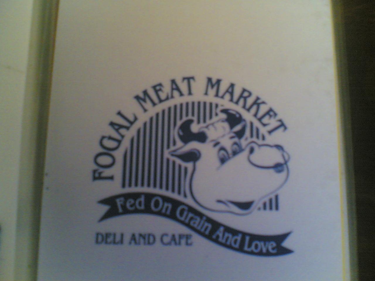 Fogal Meat Market