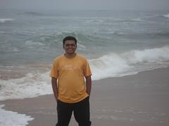 me @ calangute beach Goa
