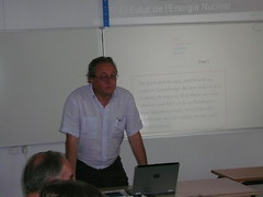 Marcel Coderch a l'UCE
