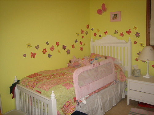 """Maria's Room with """"the final touches"""""""