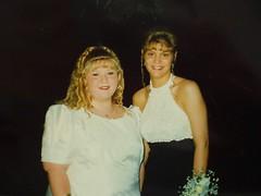 Lisa & Crystal, Senior Prom
