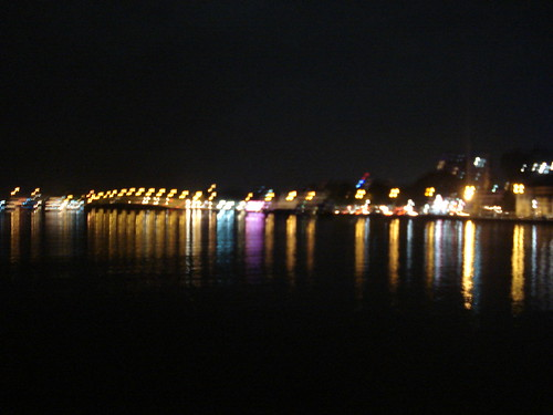 panjim in night view