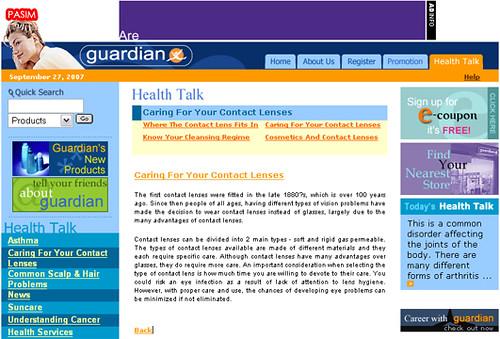 Guardian Health Talk