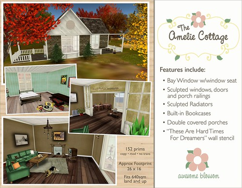 The Amelie Cottage