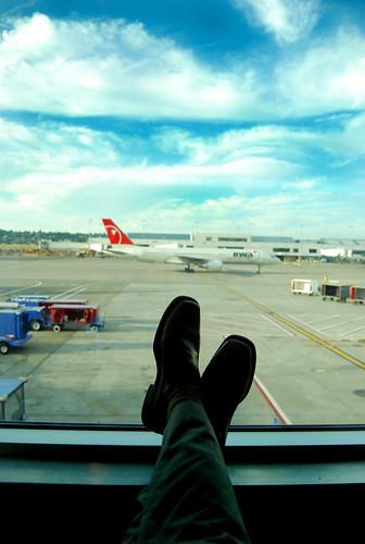 Plane Delay