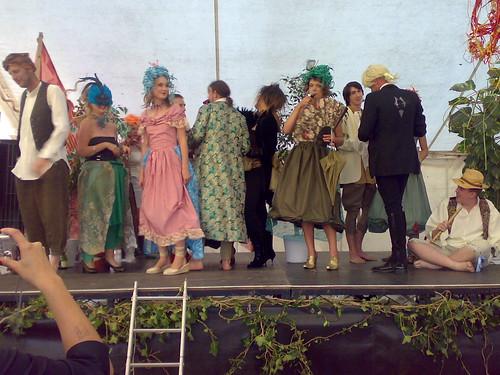 fashion show theatre