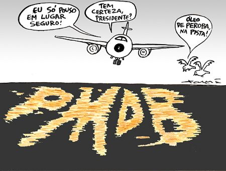 CHARGE DO FAUSTO