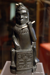 Haida Carving - Museum of Civilization
