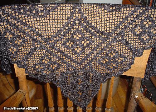 shawl - a WIP
