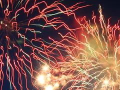 West Park Baptist Church Fireworks