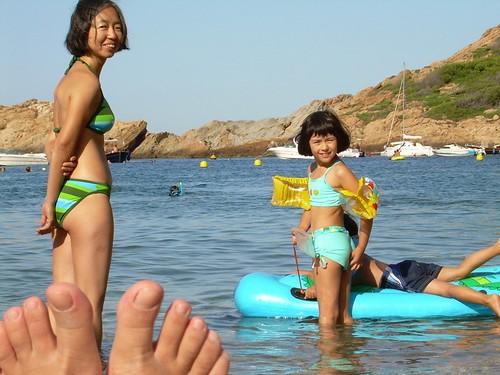 Naoko i Elena
