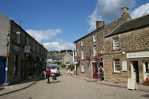 Bakewell Street, by Dave Pearson, under Creative Commons. Click for link.