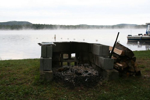 2007-08-19-old-forge-morning-beach-firepit