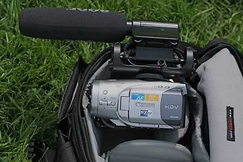 Canon HV20 c-u
