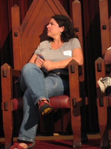 WordCamp 2007 Michelle Leder