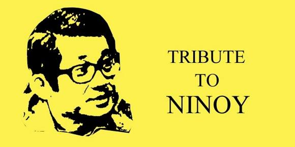 Tribute to Ninoy Aquino