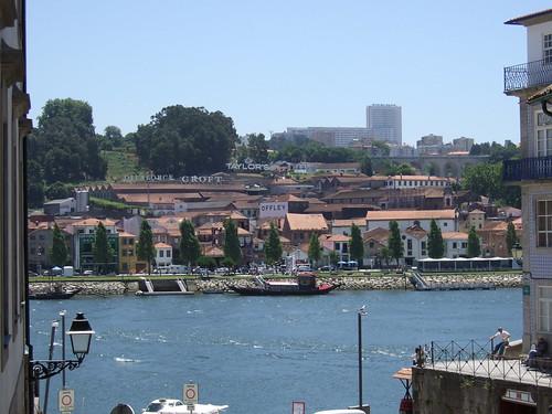 Vila Nova de Gaia - verdas portvinshovudstad