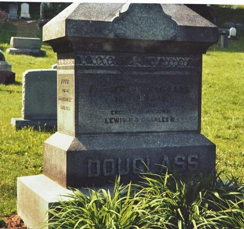 Frederick Douglass' Grave