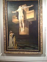 Salvador Dali Hypercube - Metropolitan Museum ...