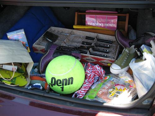 Junk In My Trunk 6-30-07