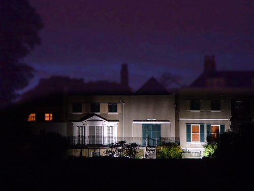 Preston Manor Museum Gloaming
