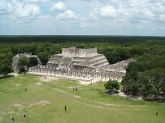 Temple of Warriors