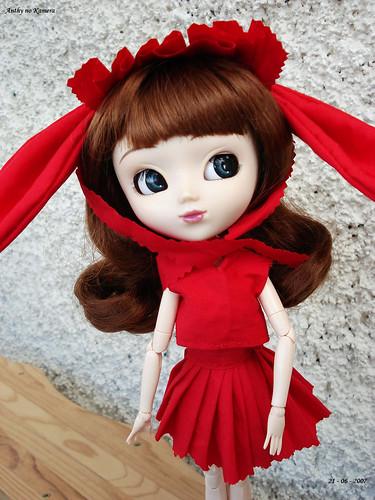 Rabbit Girl Mary-Beth