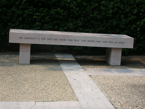 Harvard Law School Bench / ATIS547