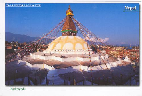 Postcard from Nepal