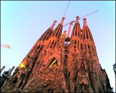 The Sagrada Familia!